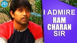 I Admire Ram Charan Sir - Choreographer Jani Master    Talking Movies With iDream