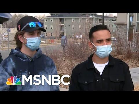 Former Classmates Of Colorado Supermarket Shooting Suspect Speak Out | Ayman Mohyeldin | MSNBC
