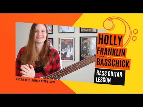 Bass Musician Magazine - Create Amazing Basslines And Progressions With Modes Lesson 2