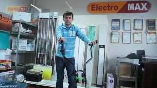 Hyundai T 1500 электрический культиватор смотреть