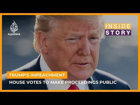What's next for the impeachment inquiry against Donald Trump I Inside Story