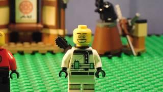 LEGO NINJAGO MOVIE: 70606 Spinjitzu Training Set Review!