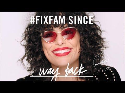 M·A·C #FIXFAM HACKS — PLAY IT SMOOTH