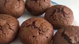 Cooking/ Шоколадные кексы