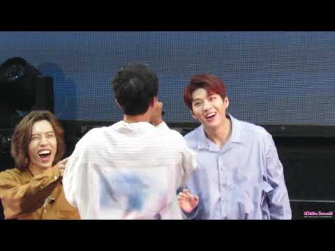 181118 INFINITE Fan Meeting in Taipei - 동우 & 성열 - 성열 근황Talk