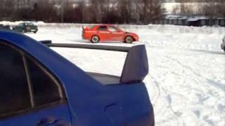 видео ВАЗ Тушино | ВАЗ Lada Priora 2008 года