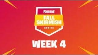 Fortnite Fall Skirmish (Week4) With Myth,Tfue,Nick Eh30 And Ninja 10 Million Dollars