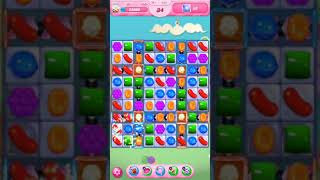 Candy Crush Saga Level 906  NO BOOSTERS