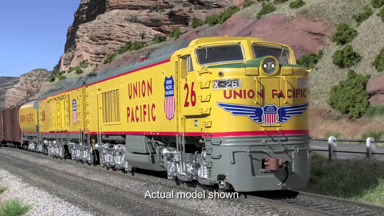 Learn More About Us and Our HO and N Scale Trains