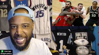 HushBoy Rants About The Pelicans Inability To Make Free Throws