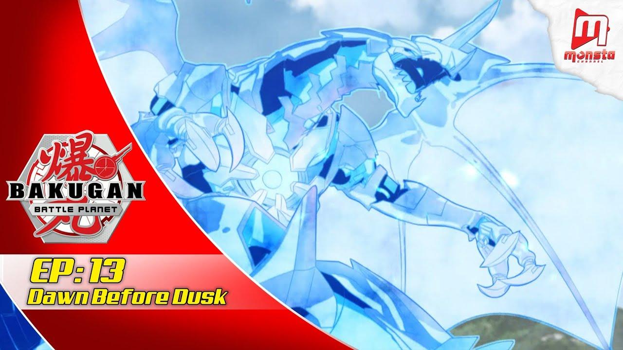 "Bakugan: Battle Planet - EPISODE 13 | ""Dawn Before Dusk"" (EN Audio)"