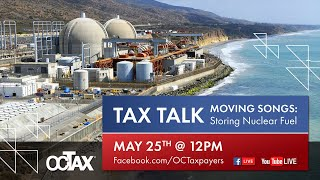 Tax Talk: Moving SONGS