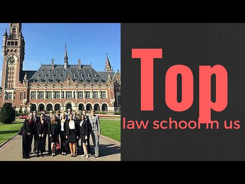 top law schools in usa