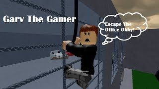 Escape The Office Obby! in ROBLOX (Hindi)