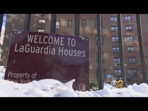 No-Heat Complaints In NYCHA Buildings