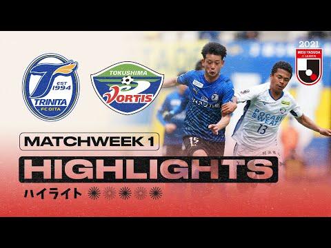 Oita Tokushima Goals And Highlights