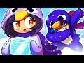 Penguins FLIPPING ICE Adventure! | HUMAN FALL FLAT