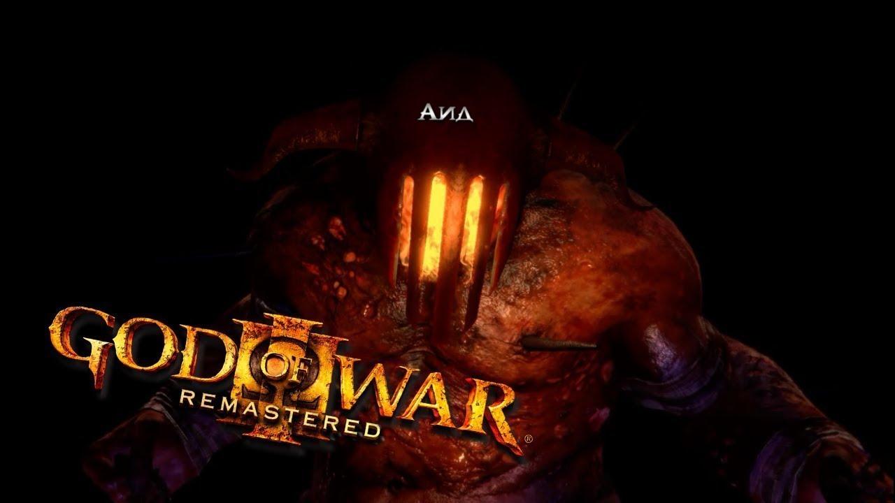 ПОГЛОТИЛ ДУШУ АИДА - GOD OF WAR 3 REMASTERED #3