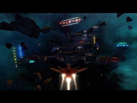 Vendetta Online - Gear VR MMORPG Gameplay Trailer