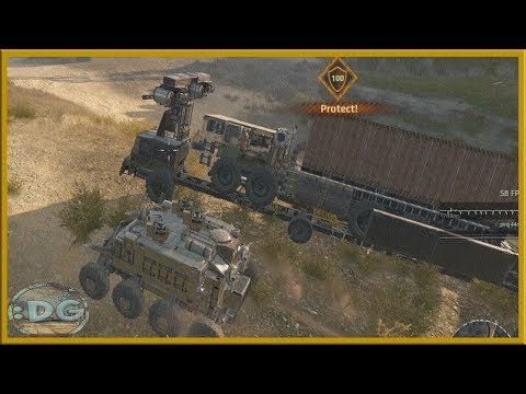 How to Convoy/Escort properly | Crossout