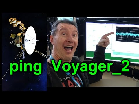 Pinging The Voyager 2 Probe (PART 2)