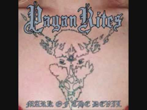 Pagan Rites - Return to the Lake of Fire