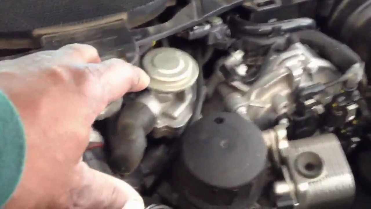 How To Change Oil On A C300 Mercedes