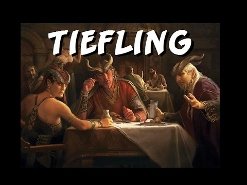 Monster Ecology: Tiefling