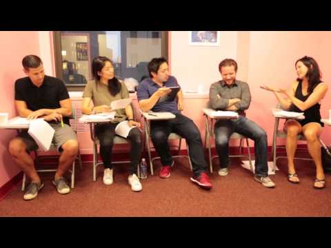 """Film Lab """"Unfinished Works"""" Screenwriting Acting Workshop"""