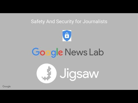 Safety and Security for Journalists