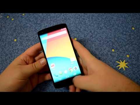 LG Google Nexus 5 Unboxing in limba romana
