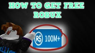 How to get free ROBUX in ROBLOX 2018 LEGIT(ctto. Mythical Chaos)