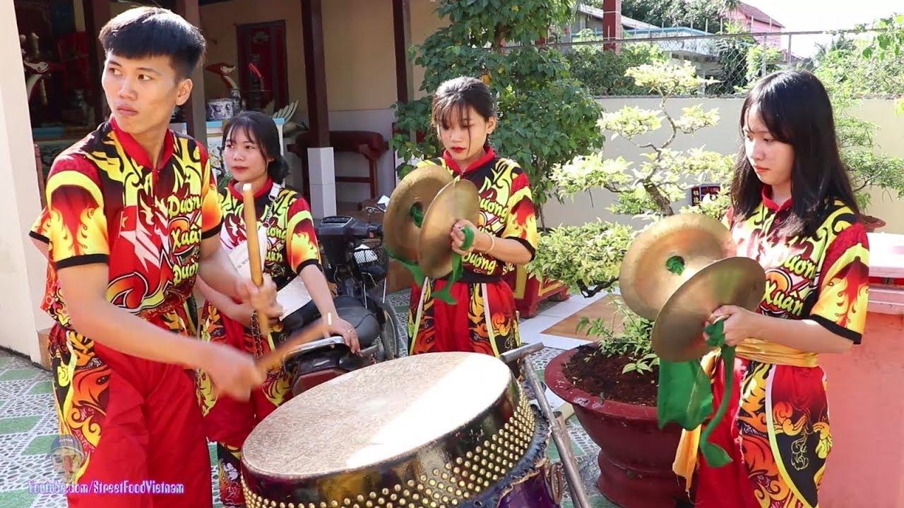 Đánh Trống Múa Lân Cực Chất 2019 / Lion Dance Drumming Vietnam