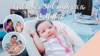 Gabzy Bear's 3rd Month Celebration  [BIRTHDAY PARTY]