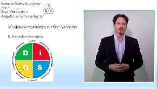 Dr. Martin Auer (4) - Star-Verkäufer - Angeboren oder erlernt