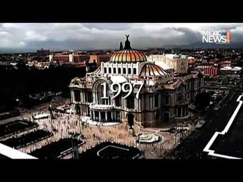 Mexico's Palace of Fine Arts - Celebrating 80 years