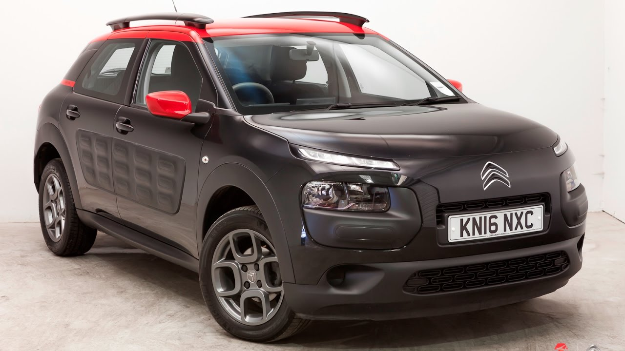 kn16nxc citroen c4 cactus youtube. Black Bedroom Furniture Sets. Home Design Ideas