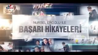 Gambar cover Nursel Eroğlu ile Başarı Hikayeleri (Dr.  Deniz Şimşek)