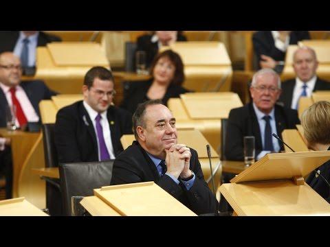 Ministerial Statement - Scottish Parliament: 18th November 2014