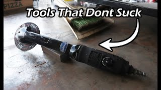 Tools That Don't Suck - Eastwood Extended Reach Air Cut Off Tool