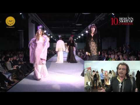 Interview Alfredo Pauly - 10. Berlin's Night of Fashion (BNOF)