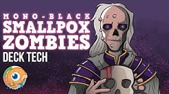 Instant Deck Tech: Mono-Black Smallpox Zombies (Modern)