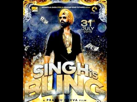 Tung Tung Baje - Singh is Bling Full Audio...