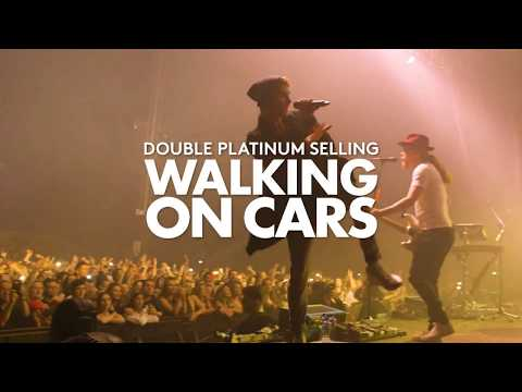 Walking on Cars to play Galway International Arts Festival 2018