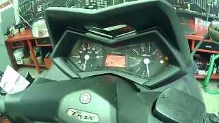YAMAHA TMAX 530 tutorial installazione centralina XAIR plug & play by RUBY MOTO CARPI