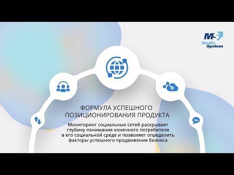 Мониторинг и анализ социальных сетей и СМИ для бизнеса