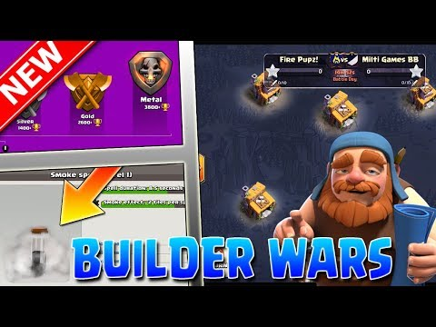 New Features that Clash of Clans Should Have in the Builder Base | Wars, Leagues, Spells + More!
