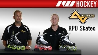 Alkali RPD Roller Hockey Skate Insight