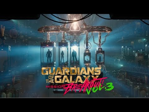 Guardians of the Galaxy Vol 3 : Mission Breakout Movie Trailer
