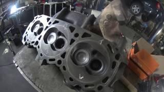 Замена ГБЦ Ford Explorer - Ремонт двигателя OHV Форд Эксплорер